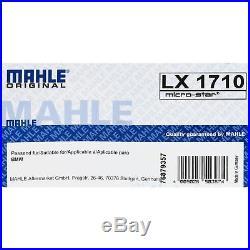 10x MAHLE / KNECHT LX 1710 Luftfilter Air Filter