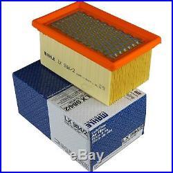 10x MAHLE / KNECHT Luftfilter LX 984/2 Air Filter