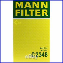 10x Mann-Filter Air Filters C 2348 Air Filter