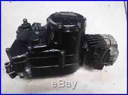 1986 86 Suzuki Jr50 Mini Dirt Bike Motorcycle Engine Motor 120 Psi N11017