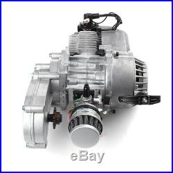 2 Stroke Engine Motor Transmission Carb Air Filter Gear Box 49CC Mini Dirt Bike