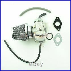 20mm Carburetor & Air Filter for Briggs Stratton Animal Go Kart Mini Bike