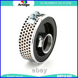 3 x Motorcycle Air Filter Assembly For Triumph Norton BSA 900 CONCENTRIC OFFSET