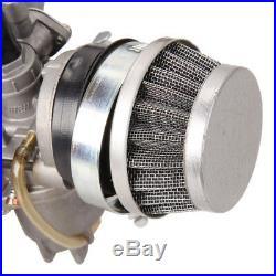 49cc Minimotor Mini Moto Bike Quad Engine Pull start Carburettor & Air Filter