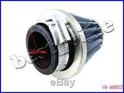 5pcs Air Filter Cleaner 35mm for Dirt Pit Bike ATV Quad Chinese Taotao Sunl