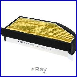 5x MAHLE / KNECHT LX 1710 Luftfilter Air Filter