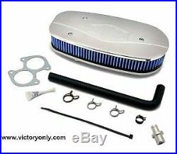 Air Box Kit Lloydz Performance Victory Motorcycle Hoh-206 Intake Lloyd'z Filter