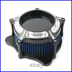 Air Cleaner Intake Filter Motorcycle for Harley Touring Trike 2008-2015 2016