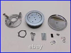 Arlen Ness Billet Sucker Stage II Air Filter Kit 50-351
