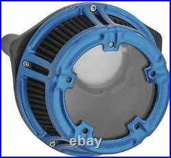 Arlen Ness Method Air Cleaner Blue 18-180