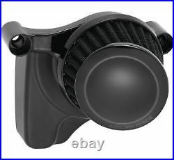 Arlen Ness Mini 22 Air Cleaner Kit Black 600-022