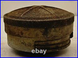 BMW motorcycle Early Eberspächer Air Filter housing. Look like R51/3 with ridges