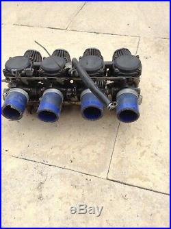 Bike carbs 38 MM. K&N air filters