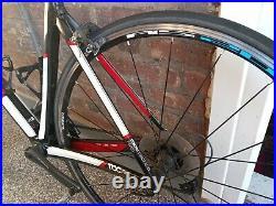 Bmc RM01 road bike ultegra