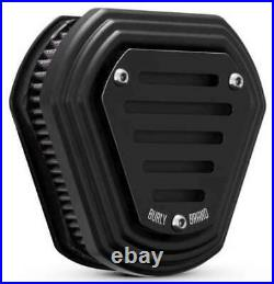 Burly Brand Hex Air Filter Air Cleaner Kit Black B09-0008B