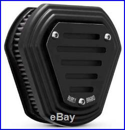 Burly Brand Hex Air Filter Air Cleaner Kit Black B09-0009B