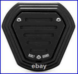 Burly Brand Hex Air Filter Air Cleaner Kit Black B09-0011B