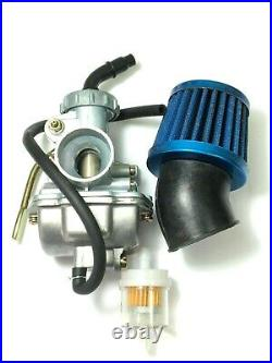 Carburetor & Air Filter Carb For 50cc 70cc 90 110cc ATV Dirt Pit Bike Go Kart