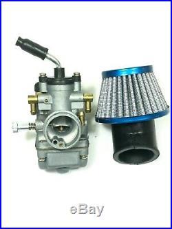 Carburetor & Air Filter For KTM50 Junior Dirt Bike KTM50SX 50cc 2001-2008 Carb