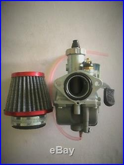 Carburetor & Air Filter Honda CB125 CB125S CG125 125cc Dirt & Pit Bike VM26