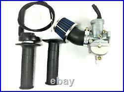 Carburetor Handle Bar Throttle Cable Air Filter Honda XR80R 1979-2004 Mini Bike