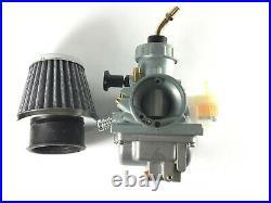 Carburetor With Air Filter & Gas Filter For Yamaha RT100 1990-2000 Dirt Bike