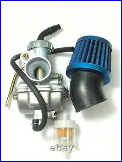 Carburetor With Air Filter for Briggs Stratton Animal Go Kart Mini Bike