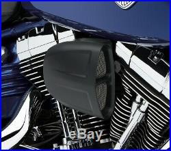 Cobra Motorcycle Powrflo Air Intake For 18-19 FXBB/FXLR/FLSL/FLDE/FLSB Black