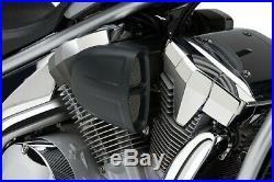 Cobra Motorcycle Powrflo Air Intake For Yamaha XV950 Bolt 13-19 Black