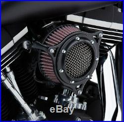 Cobra Motorcycle RPT Air Intake For 18-19 FXBB/FXLR/FLSL/FLDE/FLSB Black/Black