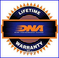 DNA Yamaha R1 Motorcycle Air Filter 2015+