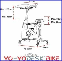 Desk Bike Award Winning Burn Calories When Working As Seen On TV For Home
