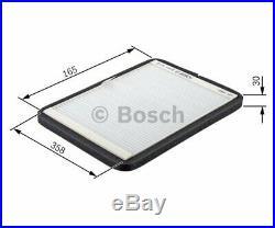 Filter, Indoor Air Bosch 1 987 432 362