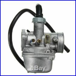 For PZ19 50CC 90CC 110CC Lever ATV Go-Kart Dirt Bike Carb Carburetor Air Filter