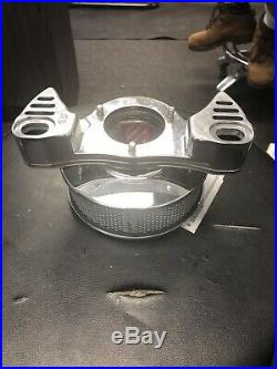 Harley air cleaner S & S