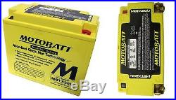 Honda GL 1800 A8 Gold Wing ABS Deluxe MBTX20U Motorcycle battery 2008