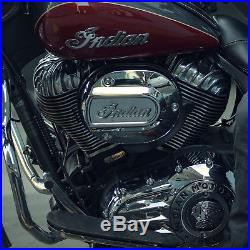 Indian Motorcycles Stage 1 Performance Air Cleaner Chrome 2881779-156
