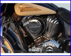 Indian Motorcycles Thunder Stroke High Flow Air Intake Chrome