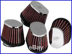 K&N Air Filter KZ550D/H GPZ, ZG1000 Concours, ZL600 Eliminator, ZX550 GPZ, ZX600 Nin