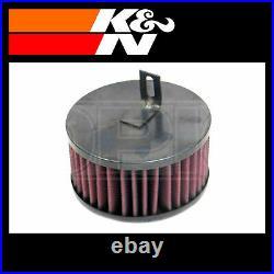 K&N Air Filter Motorcycle Air Filter for Honda XR500R / XR250R HA-1000