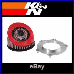 K&N Air Filter Replacement Motorcycle Air Filter for Honda CRF150R HA-1507