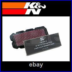 K&N Air Filter Replacement Motorcycle Air Filter for Honda GL1500C/CT HA-1596