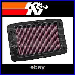 K&N Airbox Cover Filter Powerlid Air Box Cover Fits Honda TRX450R HA-4504-T