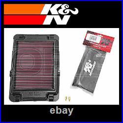 K&N Airbox Cover Powerlid Air Box Cover for Honda TRX400EX / TRX400X HA-4099-T