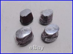 K&N Custom Clamp-On Air Filters Oval RC-0984