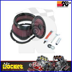 K&N Motorcycle Air Filter 2002 Fits Honda CRF450R KNHA-4502