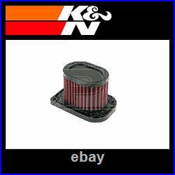 K&N Motorcycle Air Filter TWIN PACK Yamaha XTZ750 SUPER TENERE YA-0075 x2