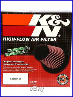K&N Motorcycle Air Intake System Filter (CM-8009)