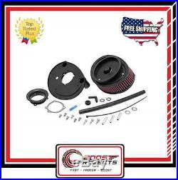 K&N Motorcycle Intake System 1999-2012 HARLEY DAVIDSON RK-3910-1