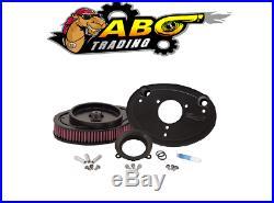 K&N Motorcycle Intake System For 2008-2013 HARLEY DAVIDSON RK-3930